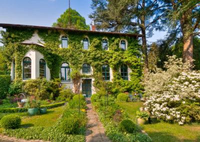 Kruppsches Gartenhaus, Villa Hügel