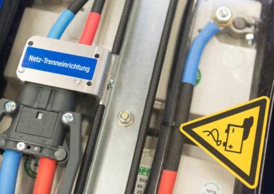 Niederflurfahrzeug move-e-star, HIT Germany