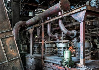 Sieberei Zeche Zollverein